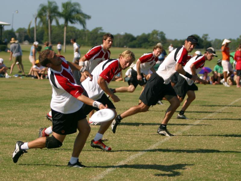 forehand pull